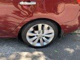 Cần bán gấp Kia Cerato đời 2011, màu đỏ, nhập khẩu xe gia đình