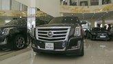 XE NGON GIÁ TỐT   Cadillac Escalade ESV 2015 đạt 10/10 điểm nội thất. 6