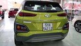 XE NGON GIÁ TỐT | Hyundai Kona 2019 1.6T màu xanh chuối độc đáo chờ chủ đón về giá chỉ 700 triệu. 1