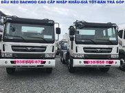 Đầu kéo Daewoo nhập khẩu chính hãng nguyên chiếc Hàn Quốc - giá tốt nhất - xe giao ngay3
