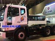 Đầu kéo Daewoo nhập khẩu chính hãng nguyên chiếc Hàn Quốc - giá tốt nhất - xe giao ngay4