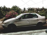 Cần bán Fiat Siena sản xuất năm 2002, màu bạc, chính chủ8