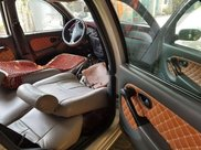 Cần bán Fiat Siena sản xuất năm 2002, màu bạc, chính chủ3