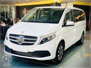 2021 New Model Mercedes-Benz V250 Luxury, xe gia đình nhập khẩu 7 chỗ - xe giao ngay - bank 80%1