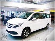 2021 New Model Mercedes-Benz V250 Luxury, xe gia đình nhập khẩu 7 chỗ - xe giao ngay - bank 80%0