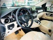 2021 New Model Mercedes-Benz V250 Luxury, xe gia đình nhập khẩu 7 chỗ - xe giao ngay - bank 80%8
