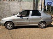 Xe Fiat Siena sản xuất 2001, màu bạc, nhập khẩu nguyên chiếc0