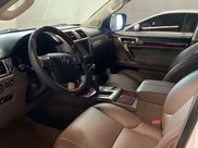 Bán Lexus GX sản xuất 2010, màu trắng, nhập khẩu  4