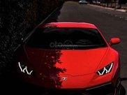 Bán Lamborghini Huracan đời 2016, màu đỏ1