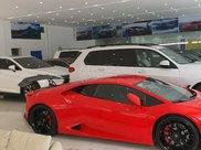 Bán Lamborghini Huracan đời 2016, màu đỏ5
