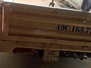 Bán xe có cần cẩu nhãn hiệu Fuso số loại Canter, đời 2016/Việt Nam giá 450tr, biển số 49 Lâm Đồng2