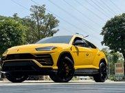 Lamborghini Urus 4.0l Full Carbon sx 2020 xe có sẵn tại showrom, giao xe toàn quốc giá tốt4