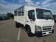 Cần bán xe tải Fuso Canter4.99 thùng mui bạt, thùng kín, thùng lửng1