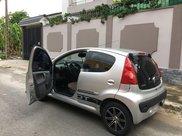 Bán ô tô Peugeot 107 sản xuất 2011, màu bạc, nhập khẩu7