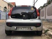 Bán ô tô Peugeot 107 sản xuất 2011, màu bạc, nhập khẩu9