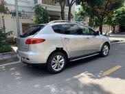 Cần bán gấp Luxgen U7 sản xuất 2011, màu bạc, nhập khẩu nguyên chiếc16