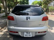 Cần bán gấp Luxgen U7 sản xuất 2011, màu bạc, nhập khẩu nguyên chiếc1