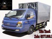 Hyundai 1 tấn 5, thùng dài 3m13, hỗ trợ trả góp1