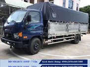 Bán xe Hyundai Mighty 110SP/110SL tại Daklak, tải trọng 7 tấn, hỗ trợ khuyễn mãi trước bạ 100%, giá cạnh tranh0