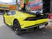 Bán Lamborghini Huracan LP 610-4 năm 2015, màu vàng, xe nhập1