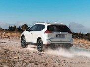 Bán xe Nissan X trail năm sản xuất 2020, màu trắng 5