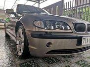 Bán ô tô BMW 3 Series 2005, màu xám, xe nhập còn mới3