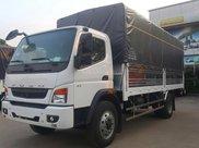 Fuso Fi12 thùng 6m7, tải 7.150kg, xe 2017 Euro 3 bản giới hạn1