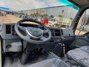 Cần bán xe JAC N800 thùng hàng dài 7.6 mét, đời 2021, màu trắng, trả trước 200 triệu7