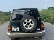 Cần bán lại xe Suzuki Grand vitara đăng ký 2005, màu xanh lục xe gia đình giá chỉ 175 triệu đồng4