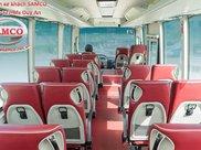 Bán xe khách Samco 29 chỗ ngồi động cơ Isuzu 5.2cc - Samco Felix Ci7