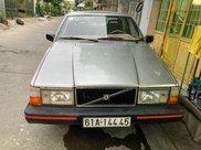 Bán Volvo 740 năm sản xuất 1985, màu bạc, xe nhập 0