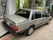 Bán Volvo 740 năm sản xuất 1985, màu bạc, xe nhập 1