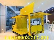 Bán xe tải Kenbo 900kg thùng cánh dơi giao xe ngay, giá tốt hỗ trợ trả góp qua ngân hàng0