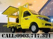 Bán xe tải Kenbo 900kg thùng cánh dơi giao xe ngay, giá tốt hỗ trợ trả góp qua ngân hàng1