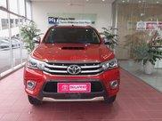 Bán Toyota Hilux 3.0G 4x4 AT sản xuất năm 20161