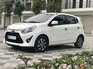 Bán xe Toyota Wigo 1.2G MT sản xuất năm 2019, giá chỉ 305 triệu1