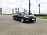 Bán Hyundai Sonata 2015, nhập khẩu, xe rất mới2