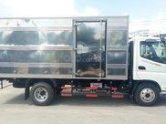 Thaco Phan Thiết - Bình Thuận bán xe tải Thaco OLLIN700 thùng kín, năm sản xuất 20210