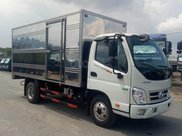 Thaco Phan Thiết - Bình Thuận bán xe tải Thaco OLLIN700 thùng kín, năm sản xuất 20211