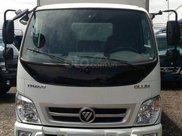 Thaco Phan Thiết - Bình Thuận bán xe tải Thaco OLLIN700 thùng kín, năm sản xuất 20212