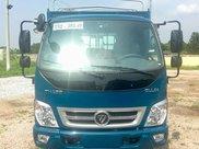Thaco Phan Thiết - Bình Thuận bán xe tải Thaco OLLIN700 thùng mui bạt, năm sản xuất 20211