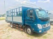 Thaco Phan Thiết - Bình Thuận bán xe tải Thaco OLLIN700 thùng mui bạt, năm sản xuất 20212