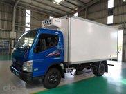 Thaco Phan Thiết - Bình Thuận bán xe tải Fuso Canter 6.5 đông lạnh năm sản xuất 20200
