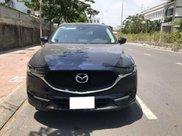 Bán Mazda 5 2.0 Premium sản xuất 2020, màu xanh lam còn mới0