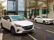 [ Đại lý Hyundai ] Accent 2021 giá tốt tháng 3, hỗ trợ trả góp 85%, thủ tục đơn giản, đủ màu giao ngay, quà tặng hấp dẫn1