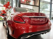 Mercedes-Benz C180 AMG new 2021, xe giao ngay, đủ màu, hỗ trợ Bank tối đa lên đến 85%2