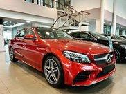 Mercedes-Benz C180 AMG new 2021, xe giao ngay, đủ màu, hỗ trợ Bank tối đa lên đến 85%0