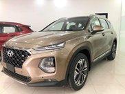 Hyundai Cầu Diễn bán Hyundai Santa Fe 2021 dầu, tặng 10 triệu, nhiều ưu đãi0