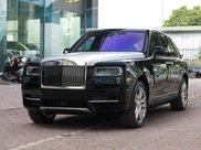 Bán Rolls-Royce Cullinan sản xuất 2021 mới 100%, nhận đặt xe theo yêu cầu1