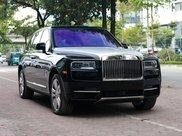 Bán Rolls-Royce Cullinan sản xuất 2021 mới 100%, nhận đặt xe theo yêu cầu2